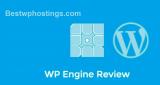 Wp Enigne Hosting Review 20% discount